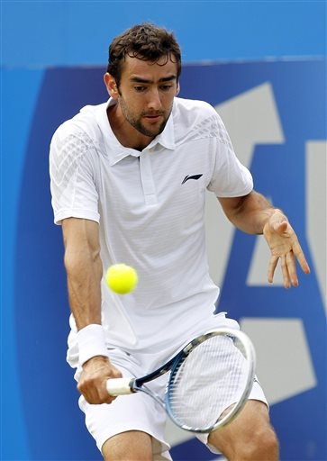 Marin Cilic cleared by CAS to play again
