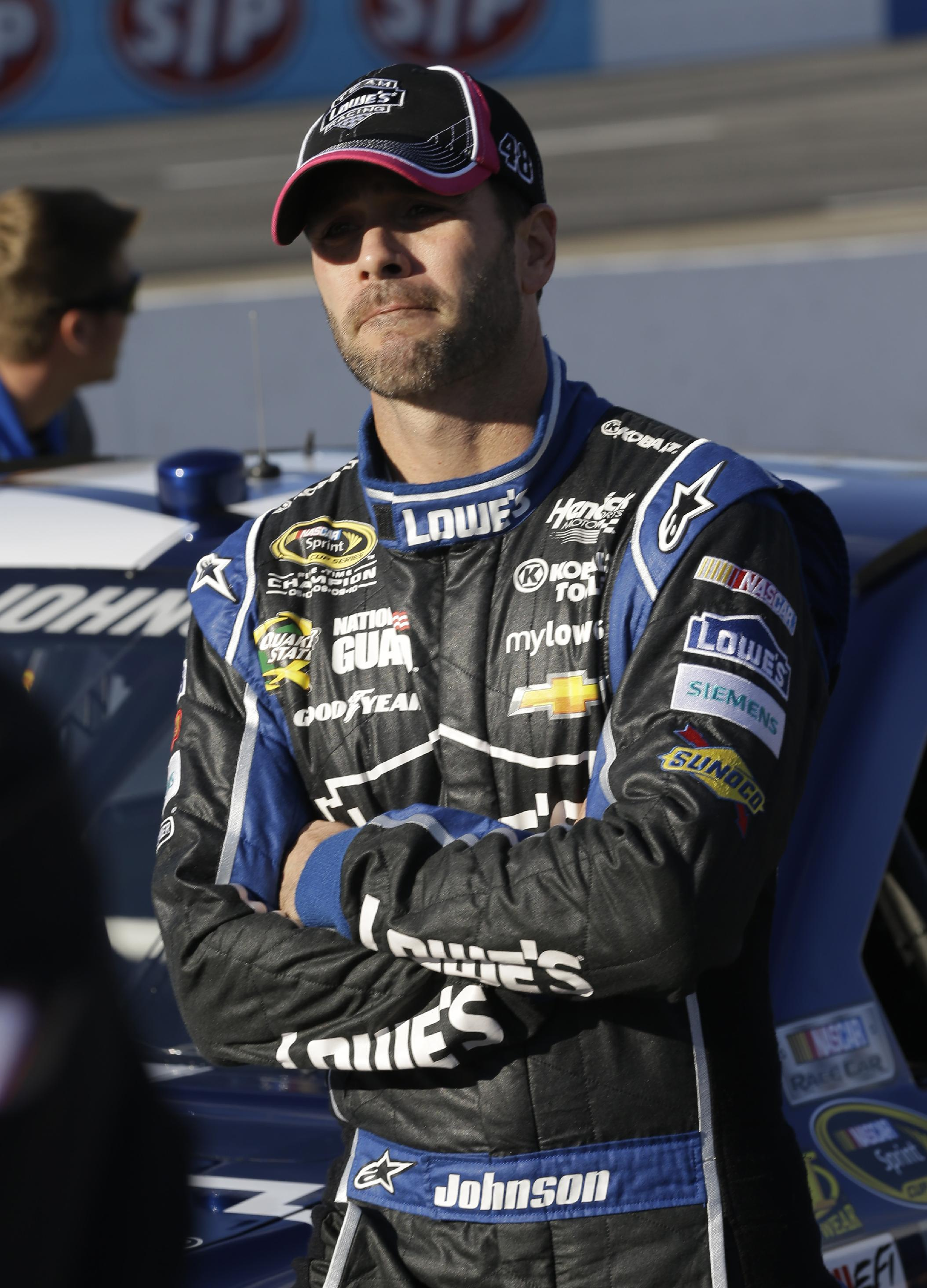 Biffle sorry for not talking to Johnson in private