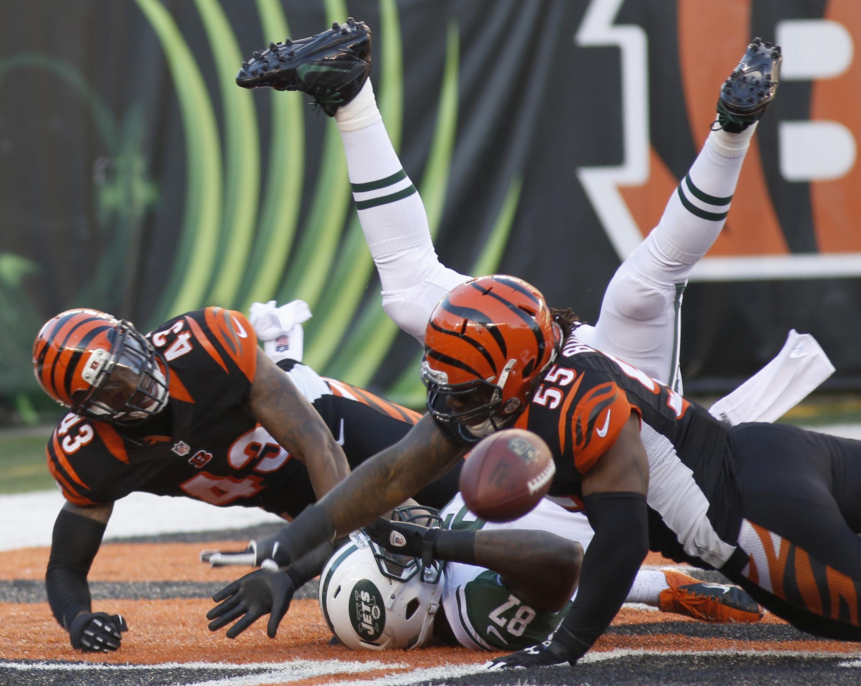 Bengals' Burfict fined $21K for hit vs. Jets
