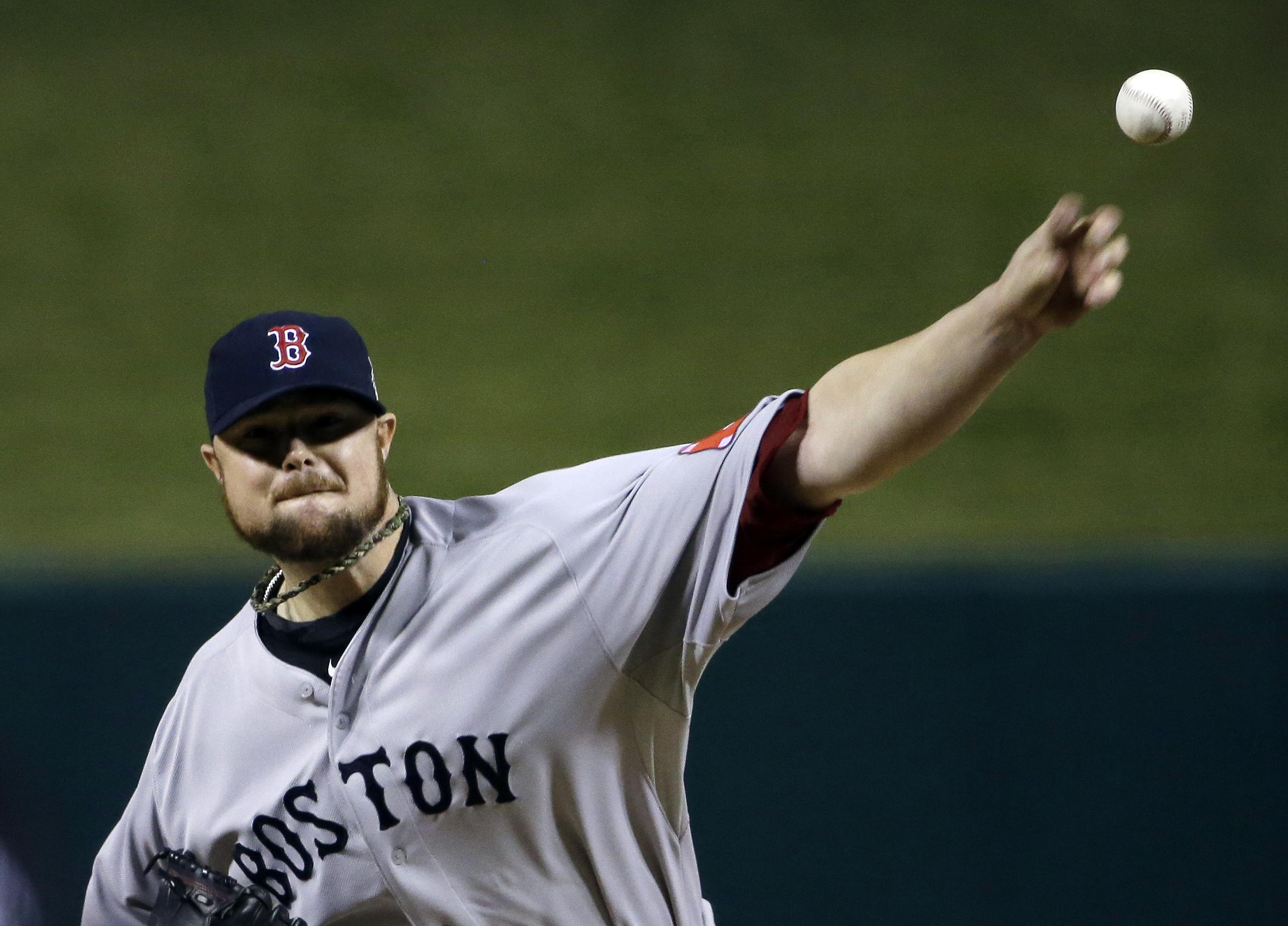 Red Sox exercise $13 million option on Lester