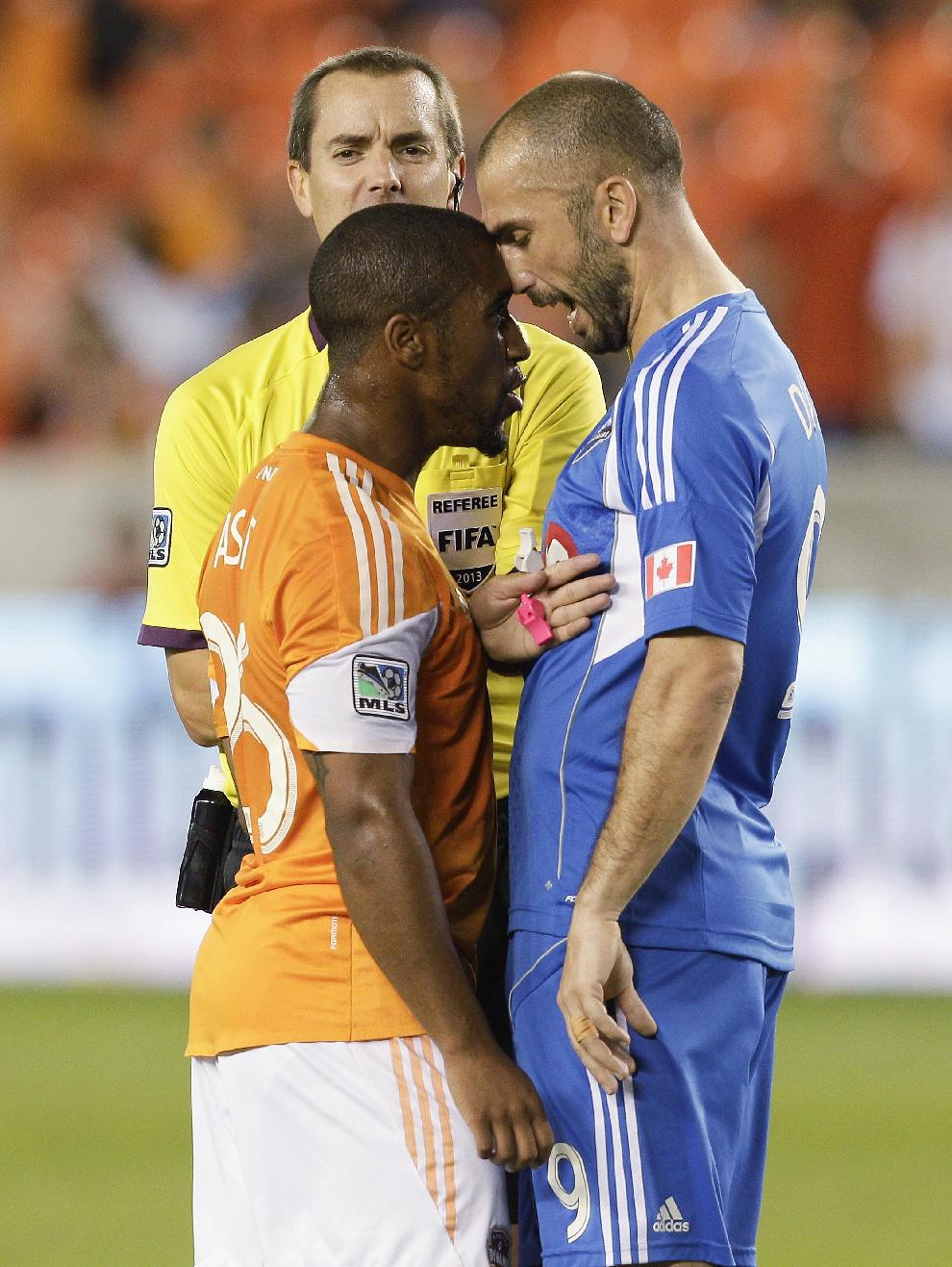 Dynamo eliminate Impact 3-0 from MLS playoffs