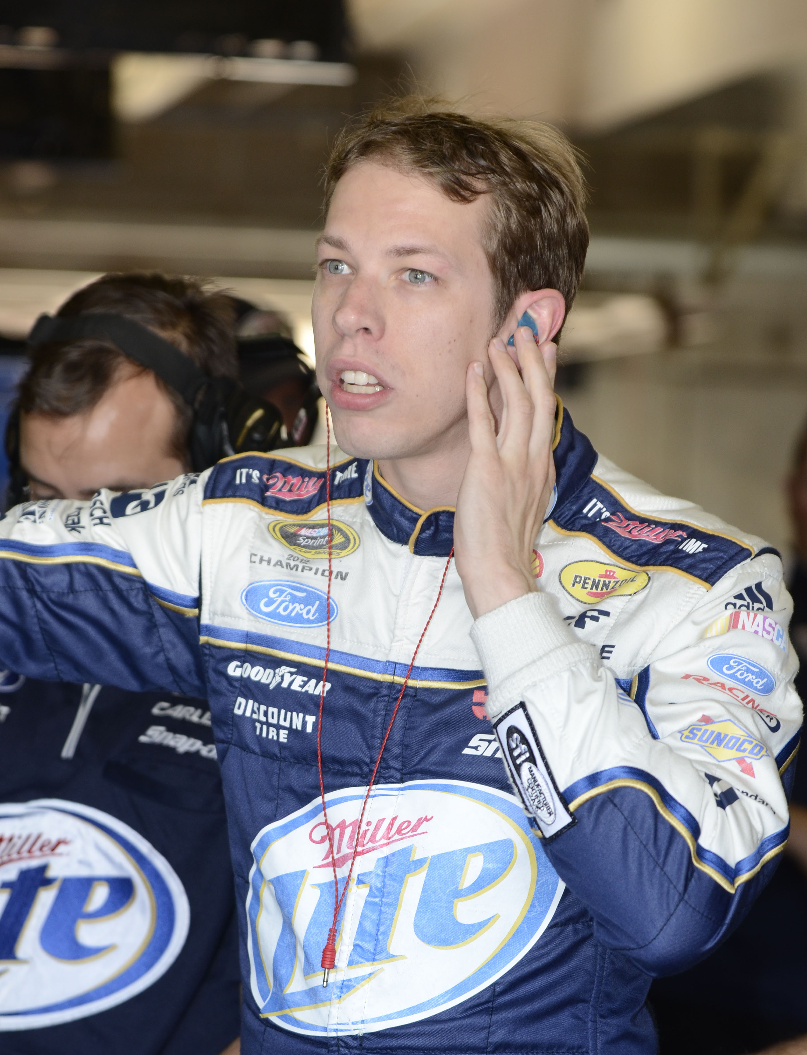 Keselowski's NASCAR reign coming to a close