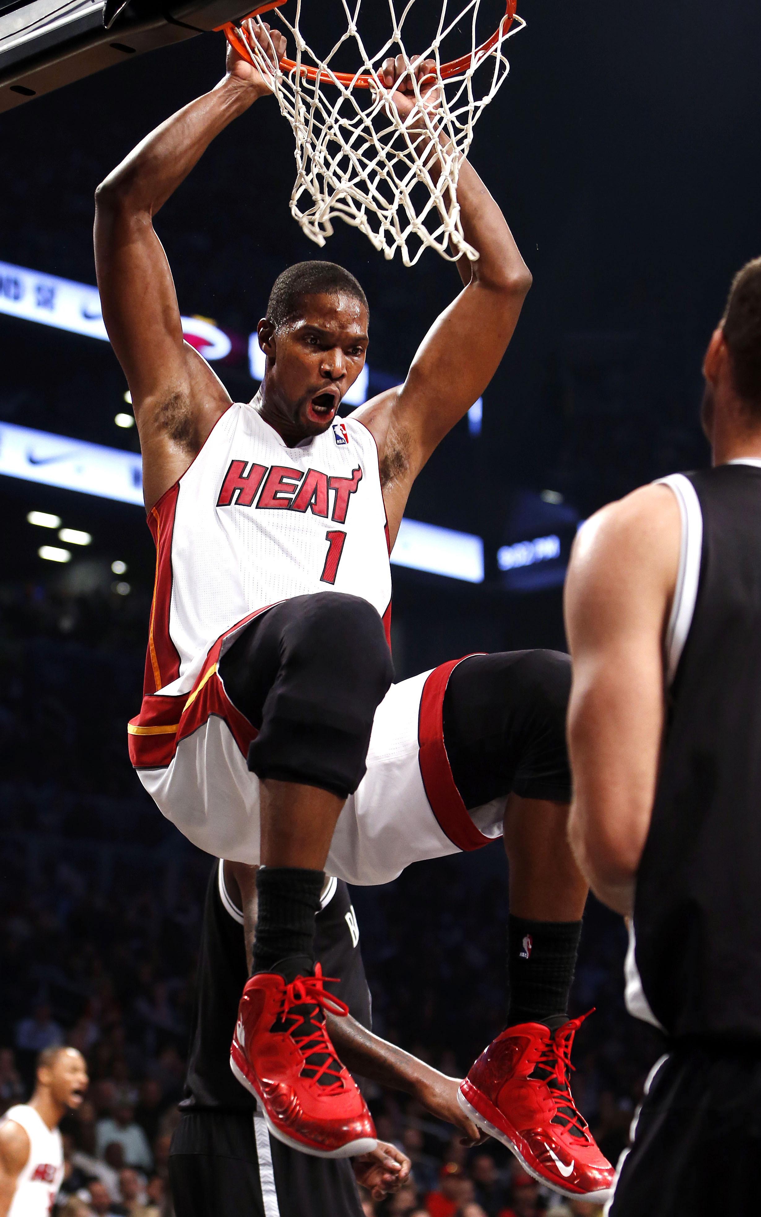 Nets hand Heat first 2-game skid since January