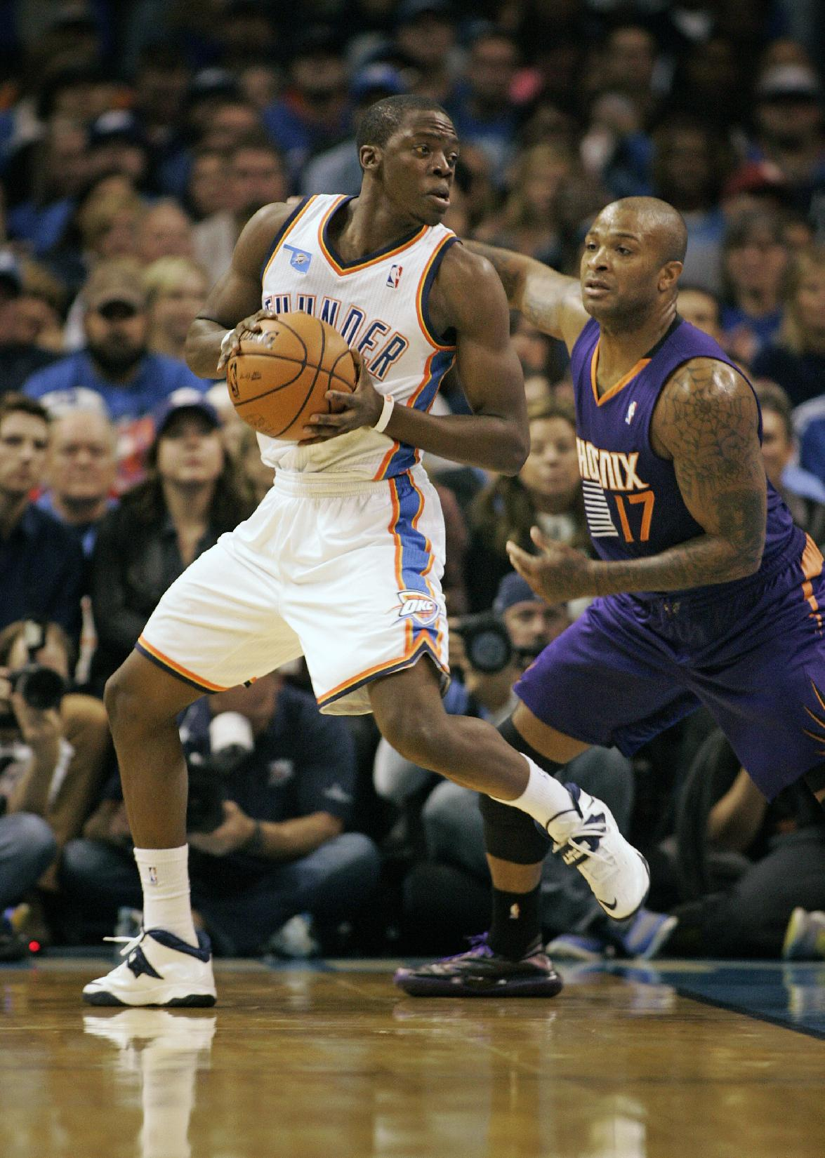 Thunder beats Suns in Westbrook's return
