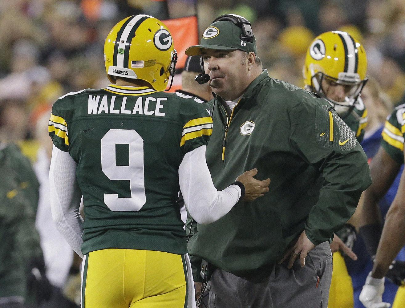 Packers QB Rodgers has fractured left collarbone