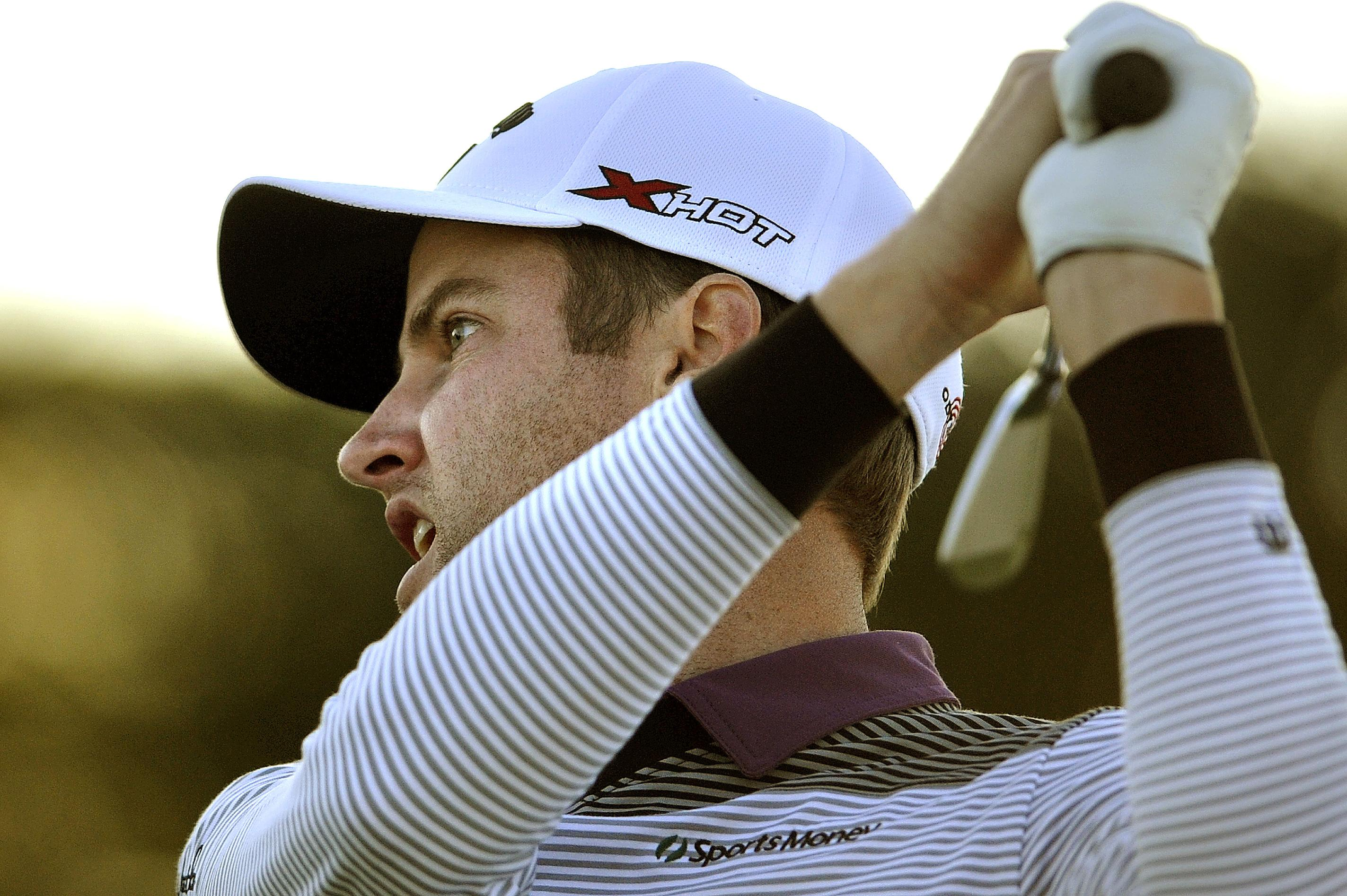 Kirk, Baird tied for lead at Sea Island