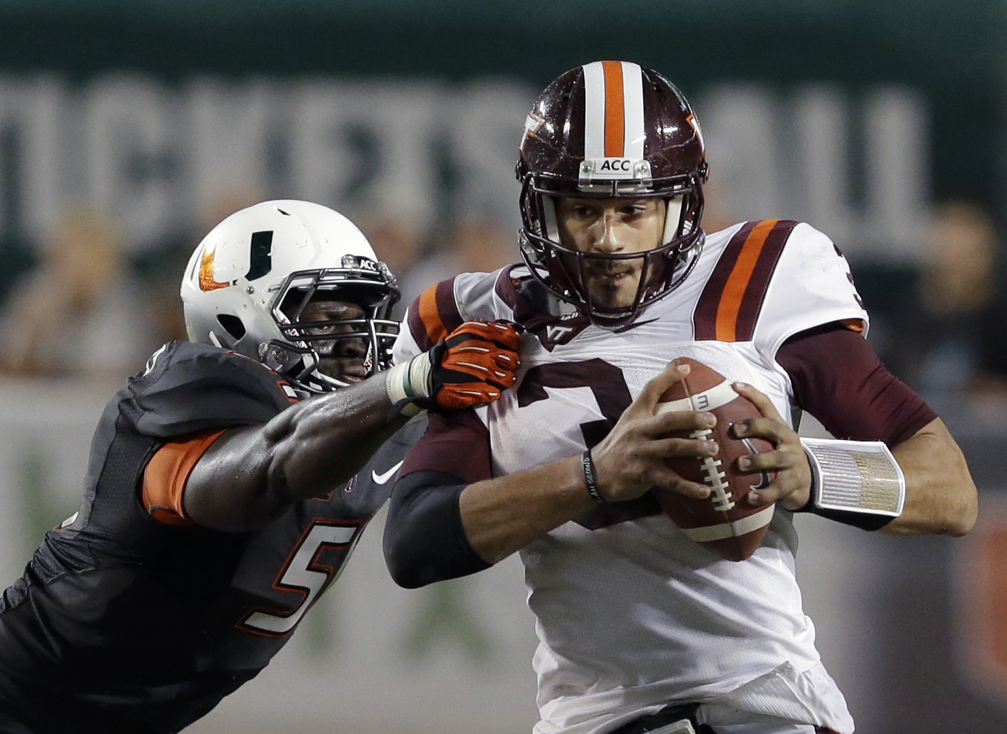 Hokies look to finish strong vs Maryland