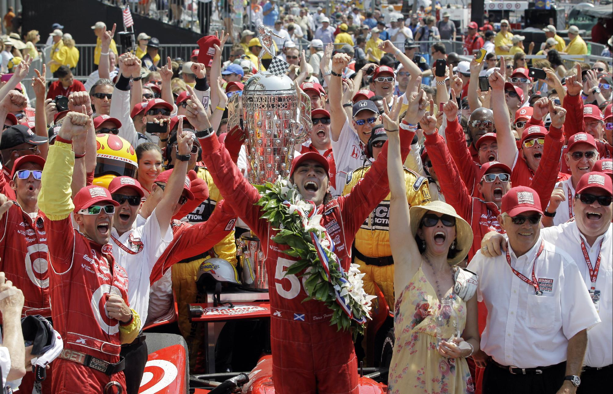 Ganassi: Franchitti heartbroken over retirement