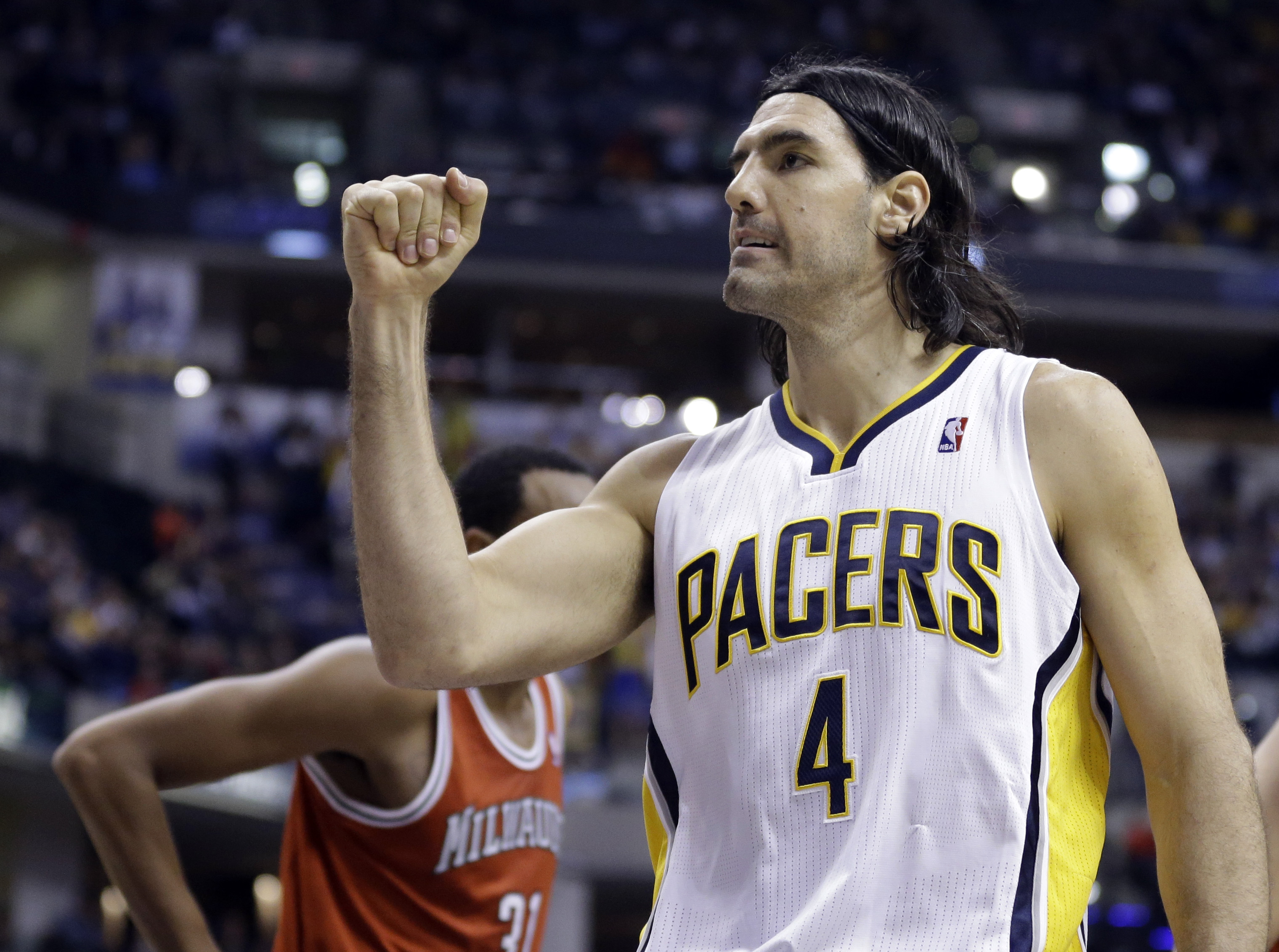 Pacers have early chance to pull away in Central