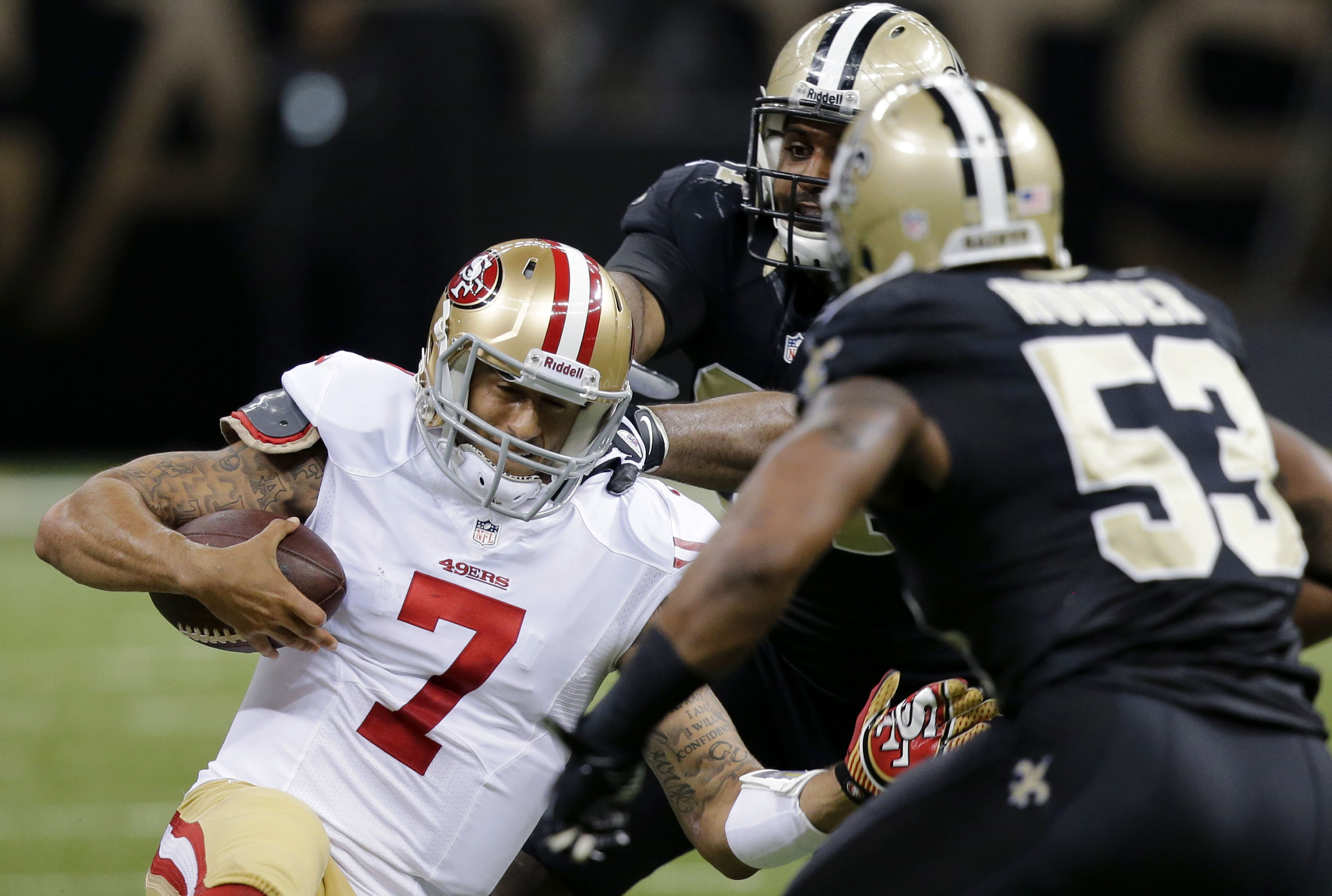 49ers offense looks to rediscover its groove