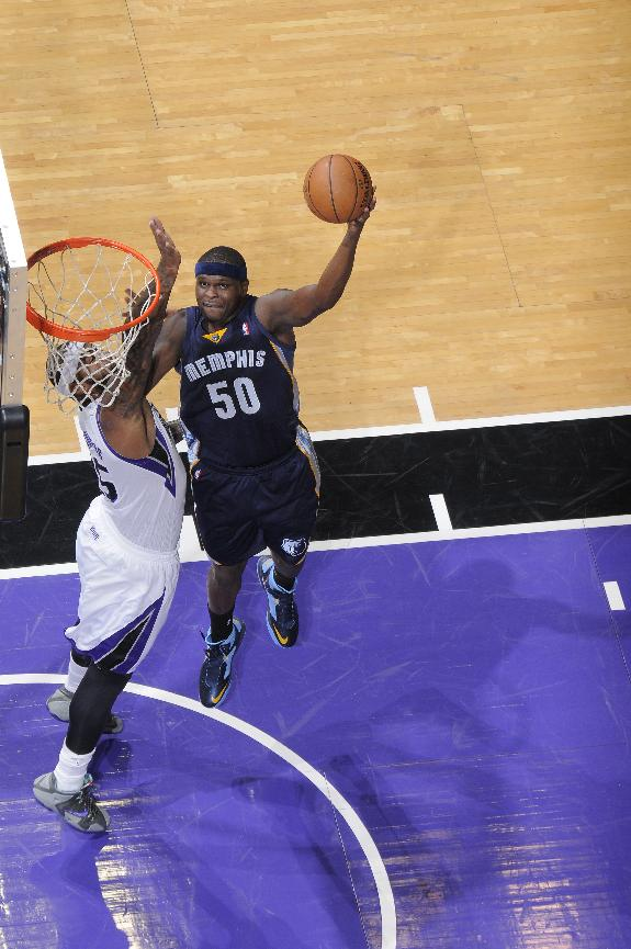 Randolph, Grizzlies beat Kings 97-86
