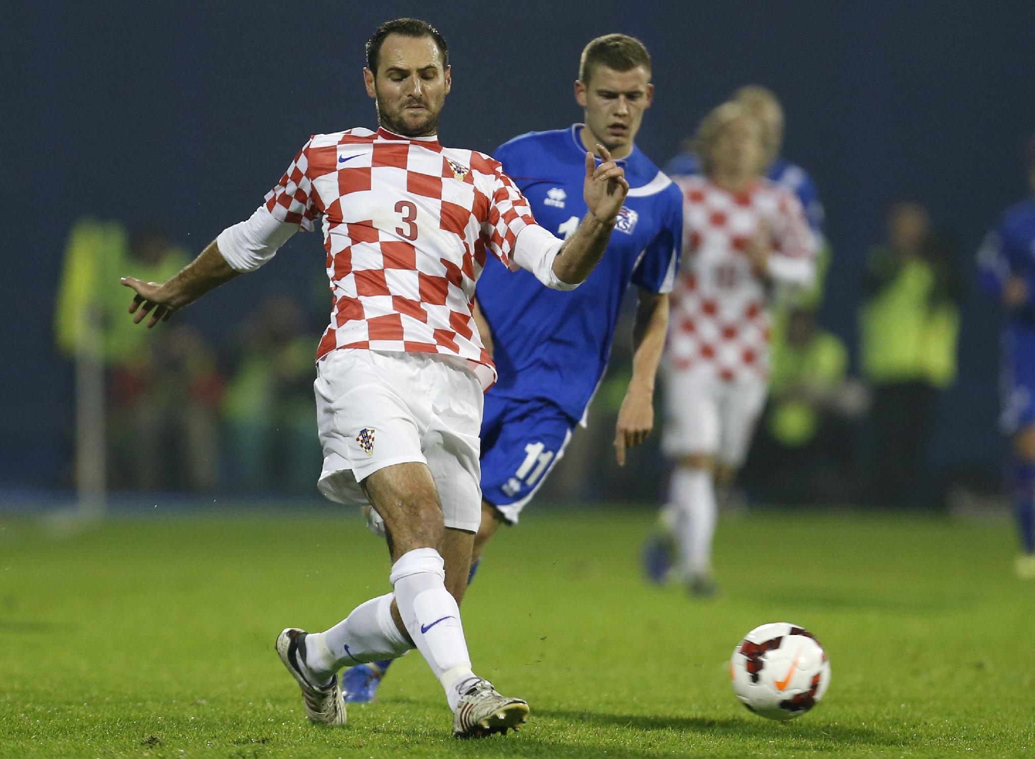 Croatian player fined for pro-Nazi chants