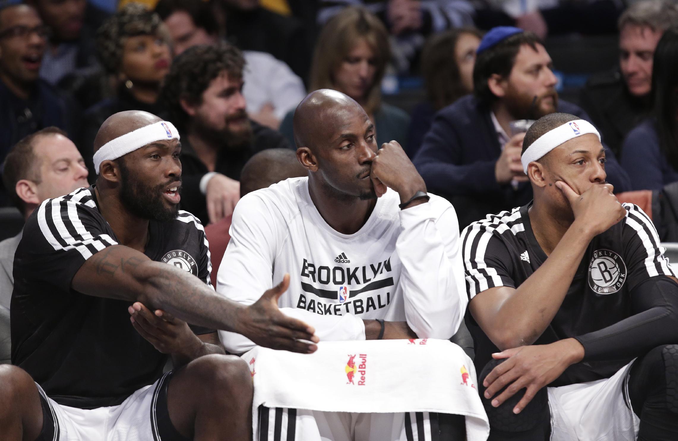 Around the NBA: Knicks, Nets struggle to get going