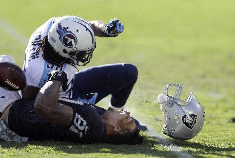 NFL upholds suspension of Titans safety on appeal