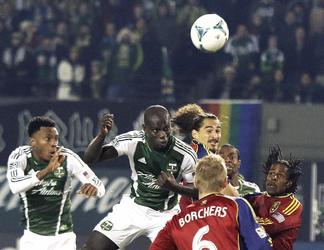 Real Salt Lake advances to MLS Cup