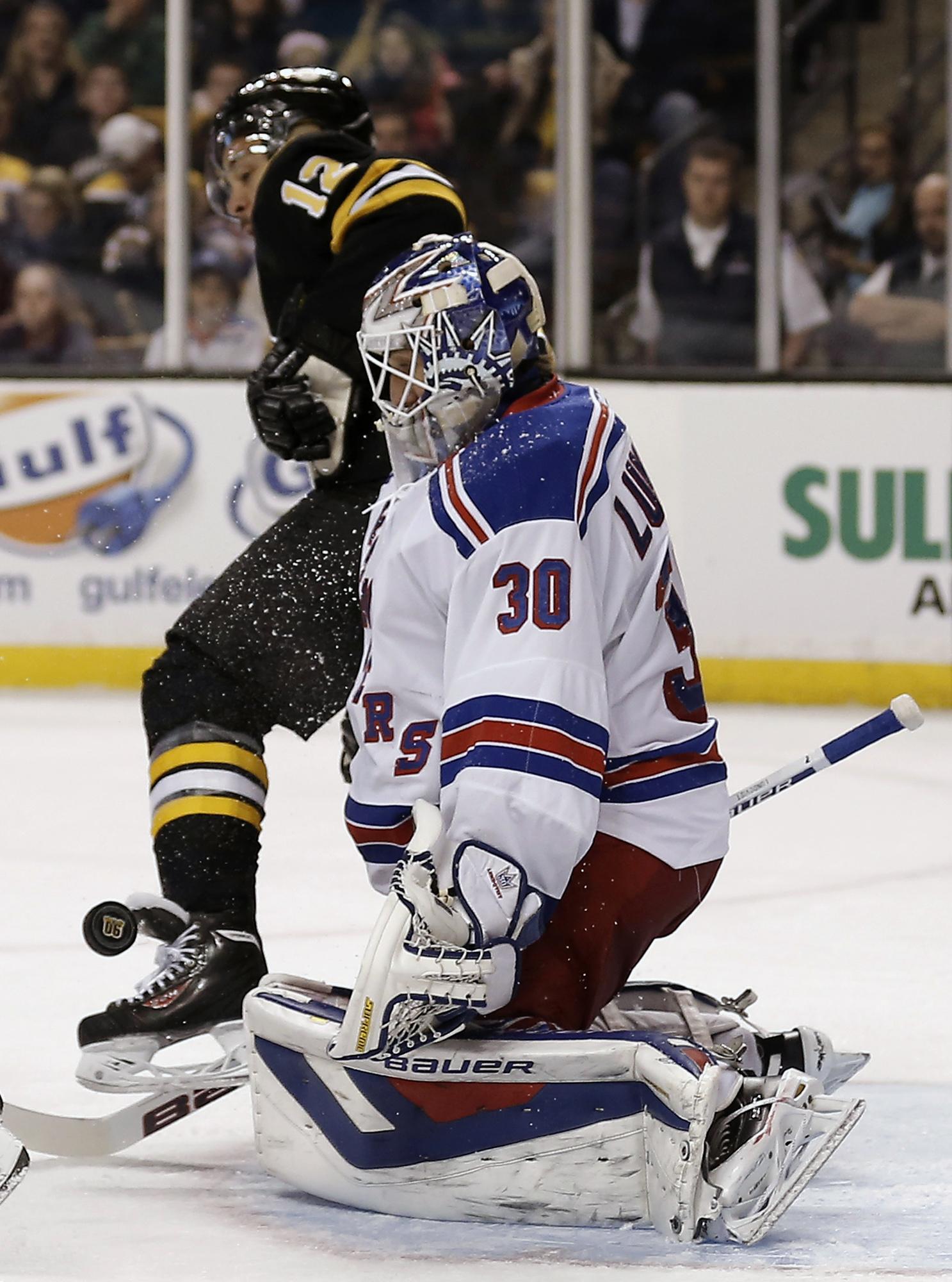 Rangers' Lundqvist gets $59.5 million extension
