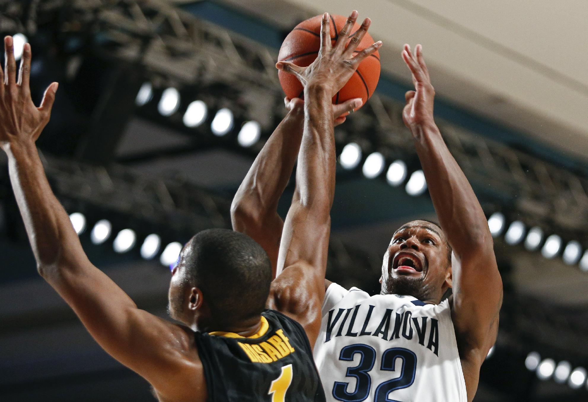 Villanova wins Atlantis, tops No. 23 Iowa 88-83