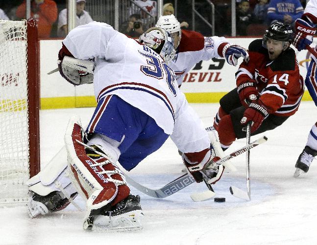 Canadiens top Devils 4-3 in shootout