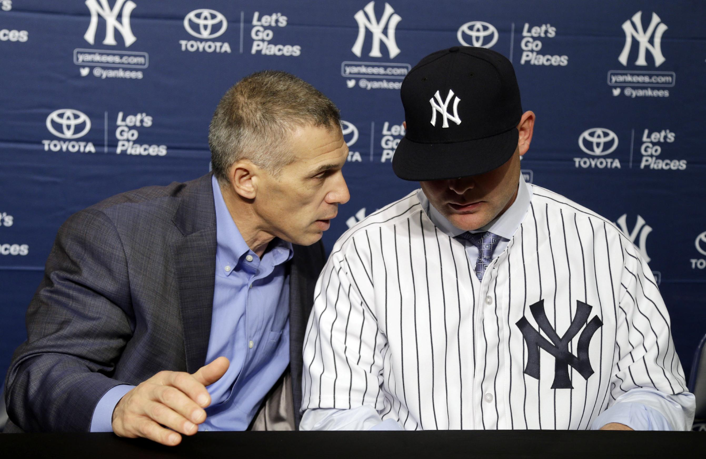 Yanks flash cash: McCann, Ellsbury just the start