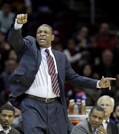 Rivers returns to Boston as coach of Clippers