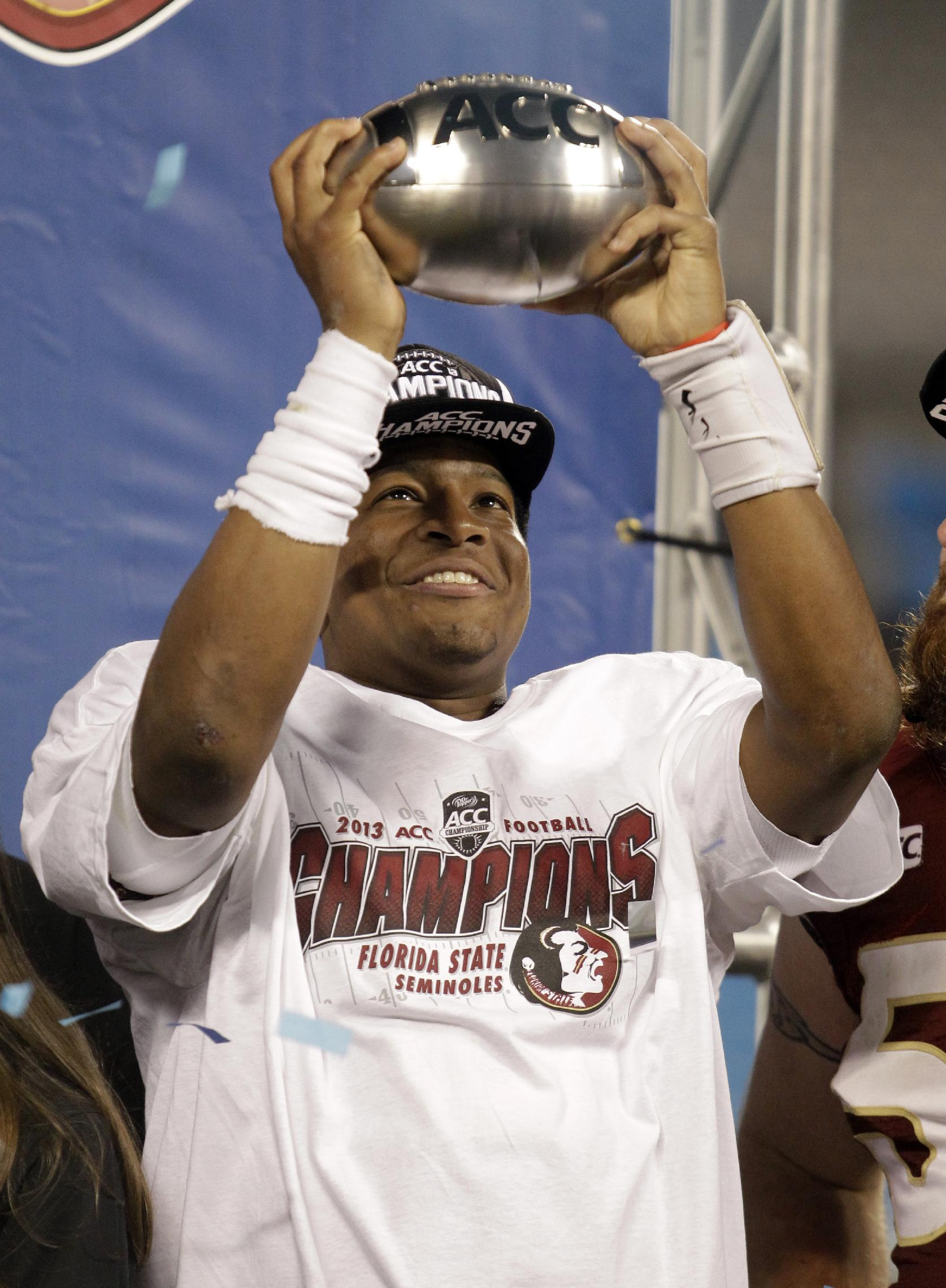 ACC coaches vote FSU's Winston player of year