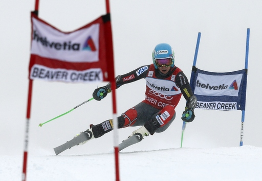 Ligety edges Miller to win World Cup giant slalom