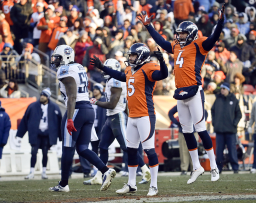 5 things to know after Broncos beat Titans 51-28