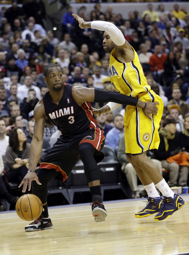 Pacers keep pressure on Heat with 90-84 win