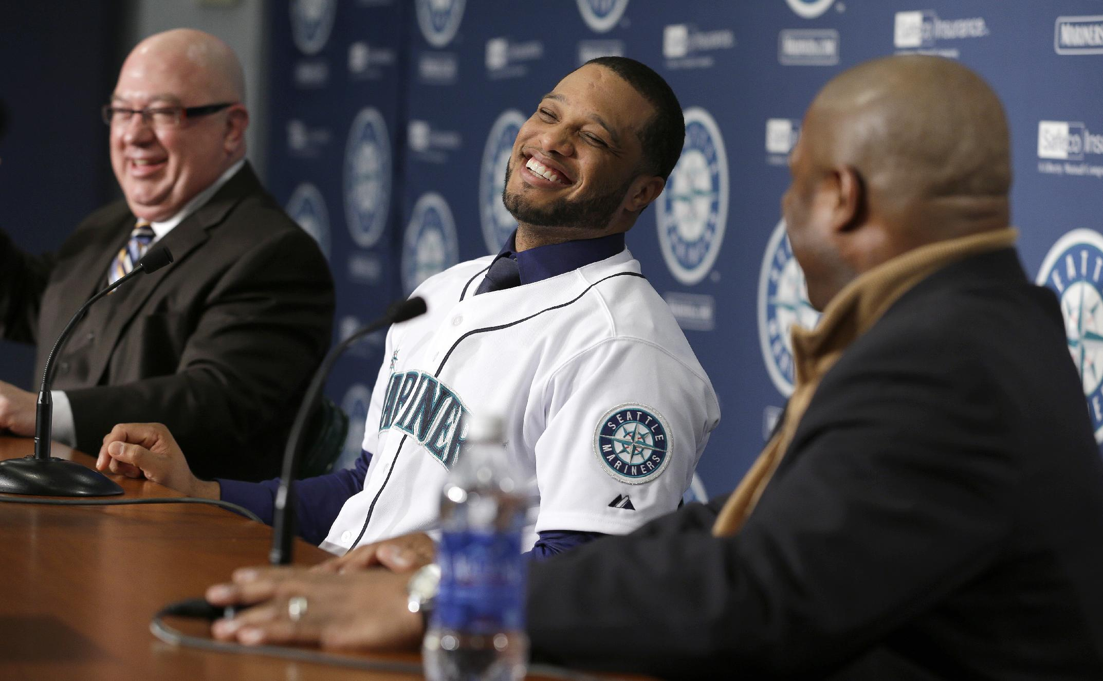 2B Robinson Cano, Mariners finalize huge contract
