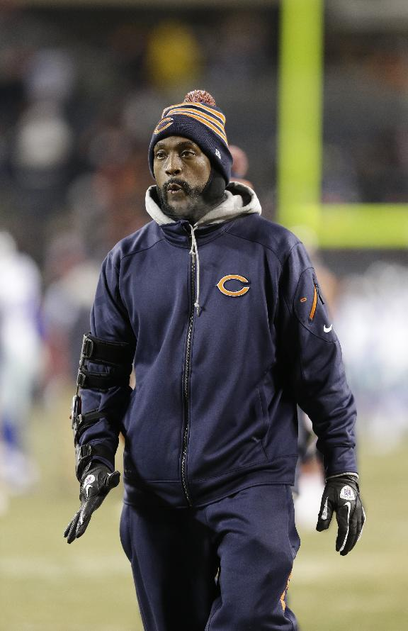 Bears' CB Tillman to miss rest of season