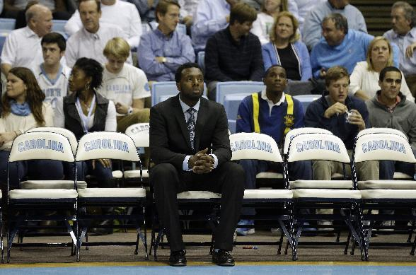 Hairston's career over at North Carolina