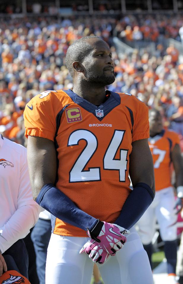 Champ Bailey ready to return, not retire