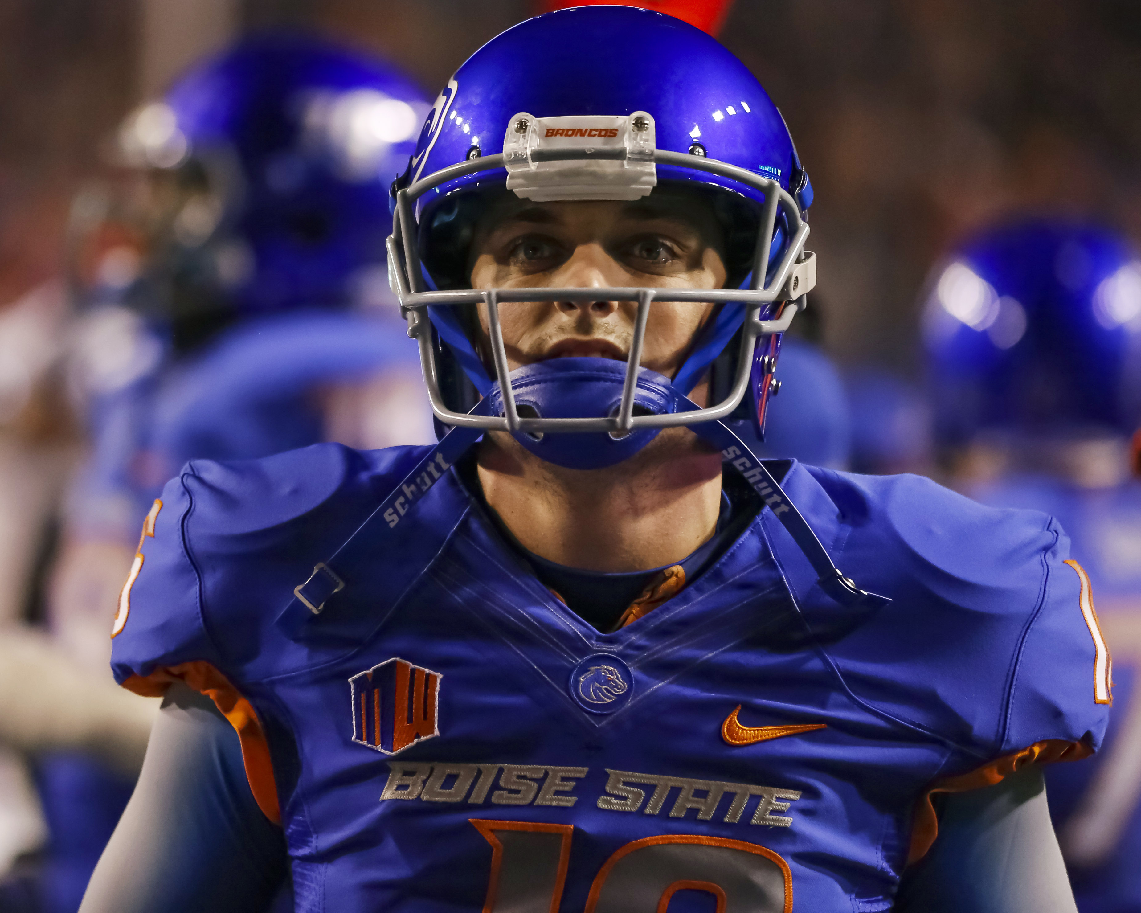 Boise State quarterback speaks out on suspension