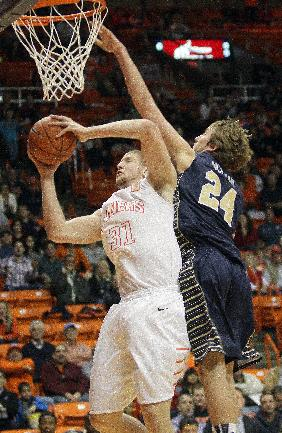 UTEP races away from Montana State 70-55