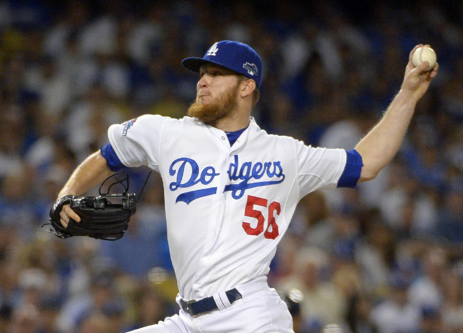 Dodgers sign 3 relievers, 3B Uribe