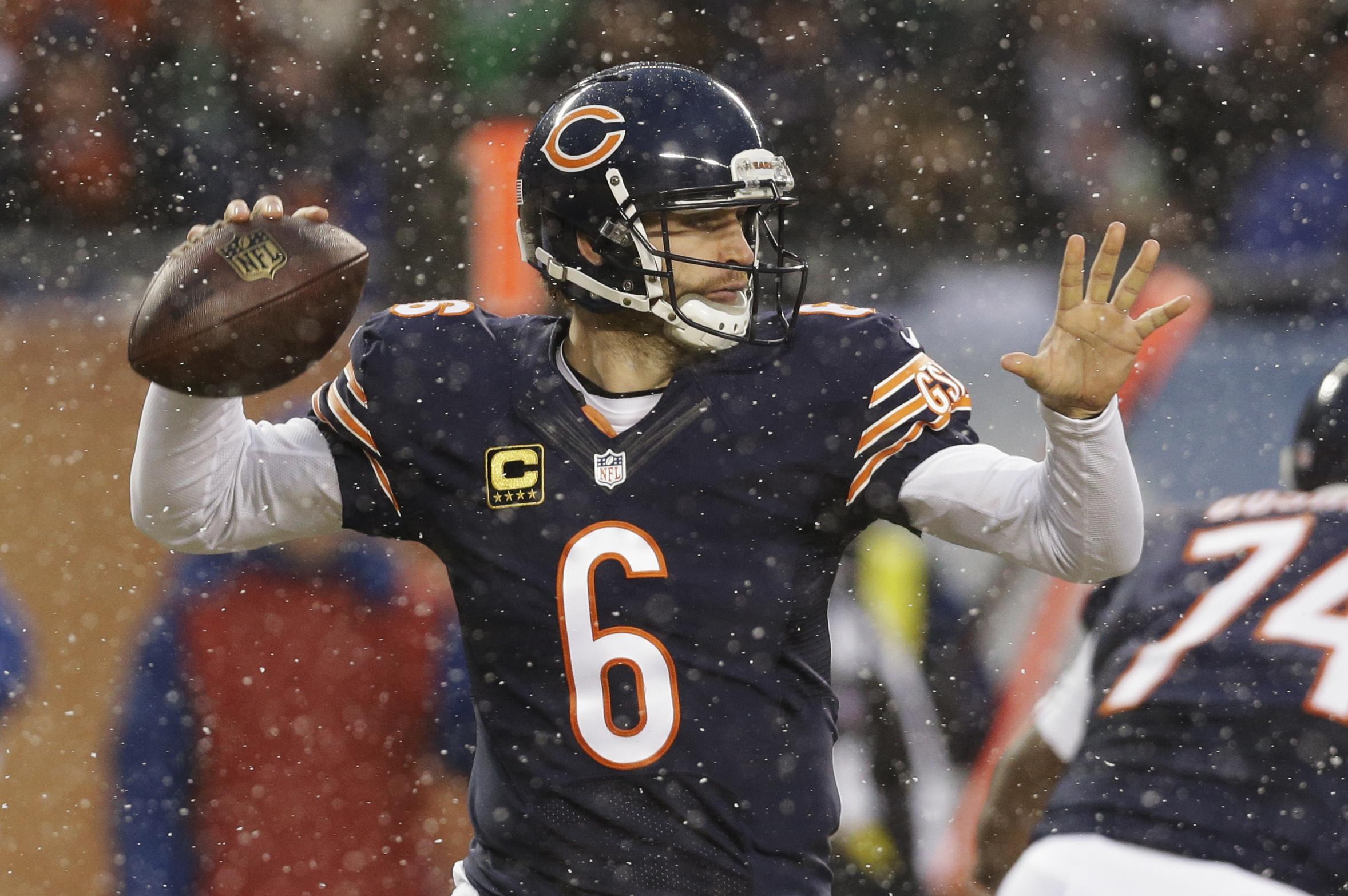 Bears sign QB Jay Cutler to 7-year deal