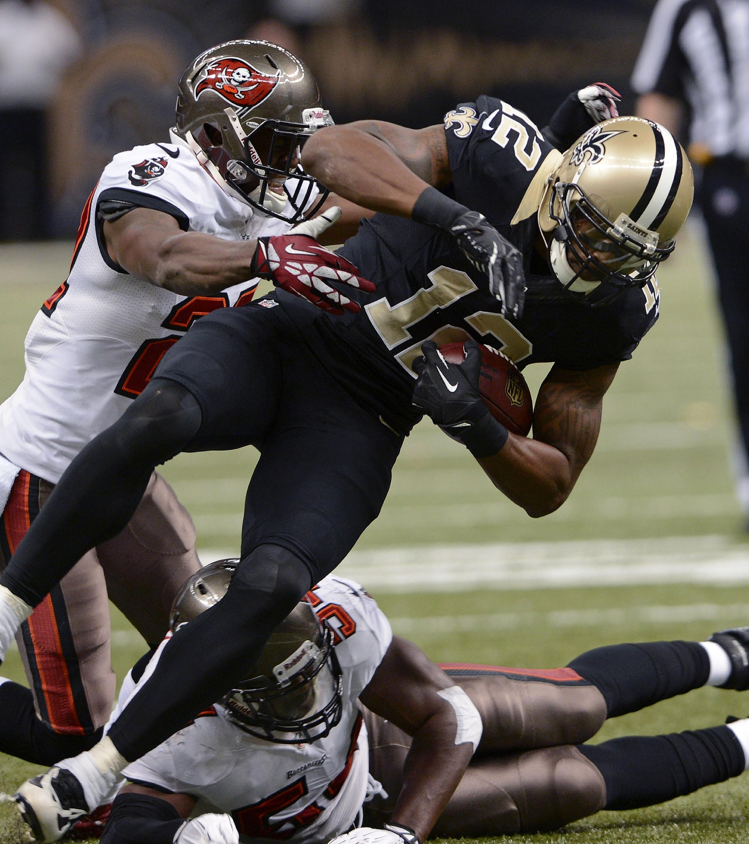 Saints offense has kept playoff-savvy core intact