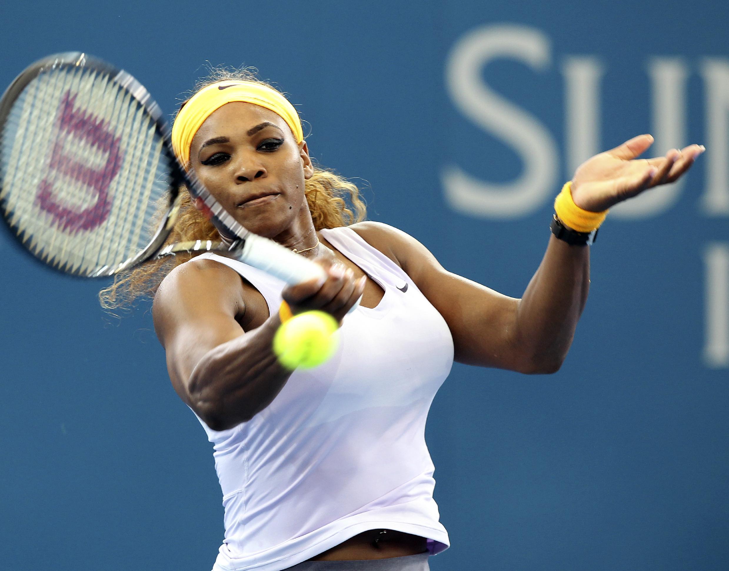 SWilliams beats Sharapova in Brisbane semifinals