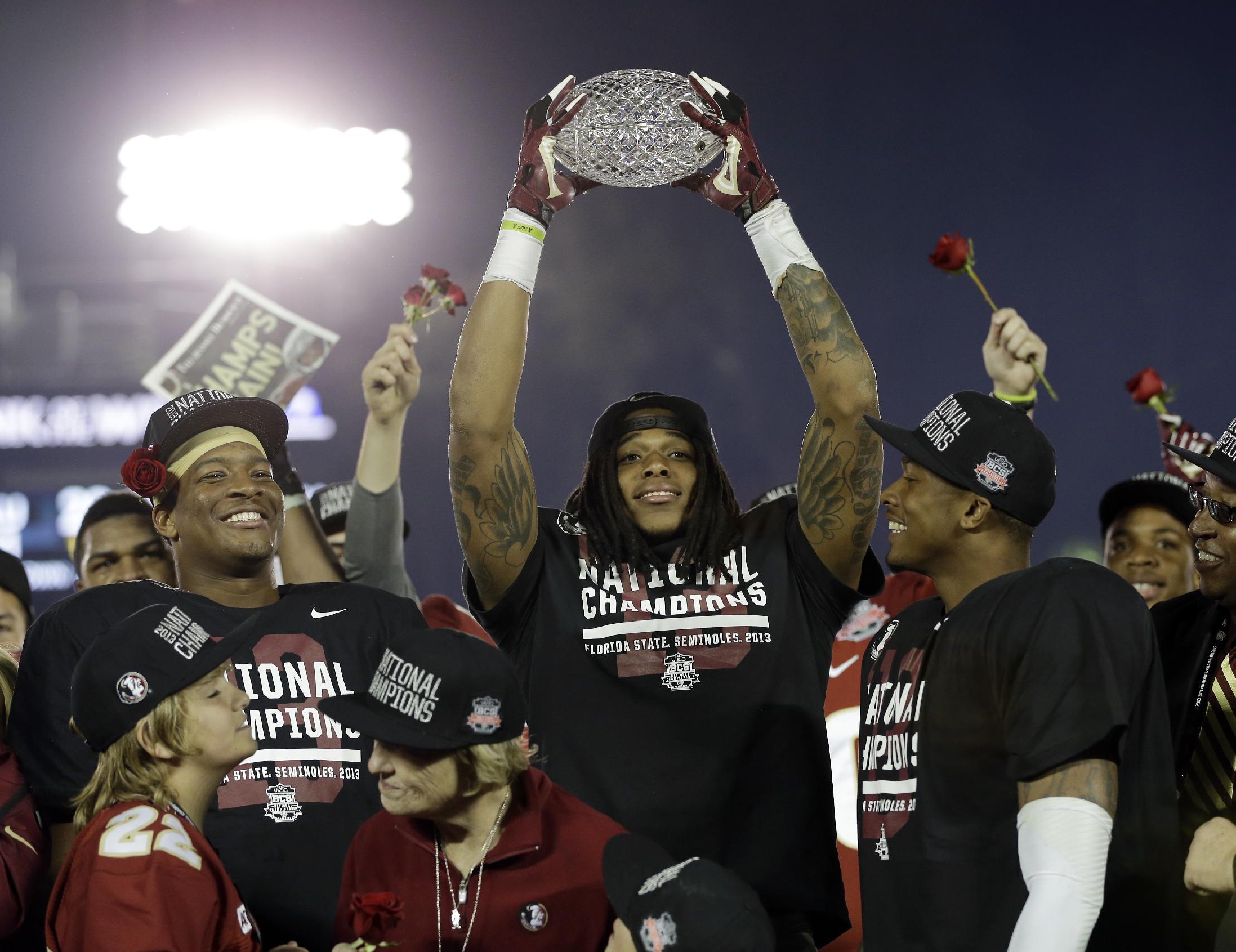 Florida State breaks SEC run as final No. 1 in AP