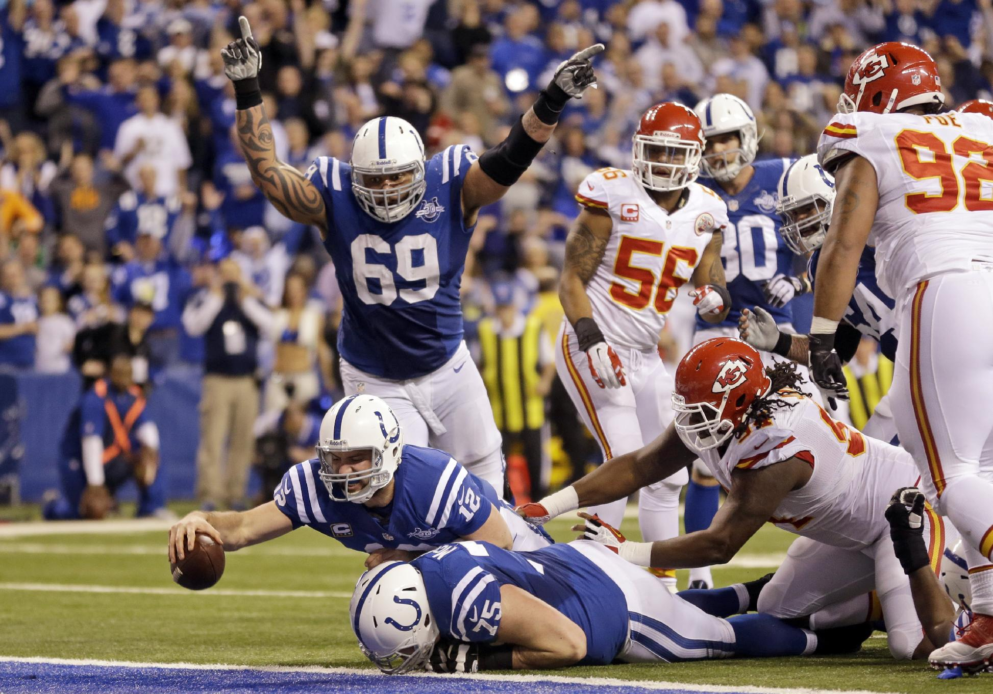 Column: Once again, things end up rosy for NFL