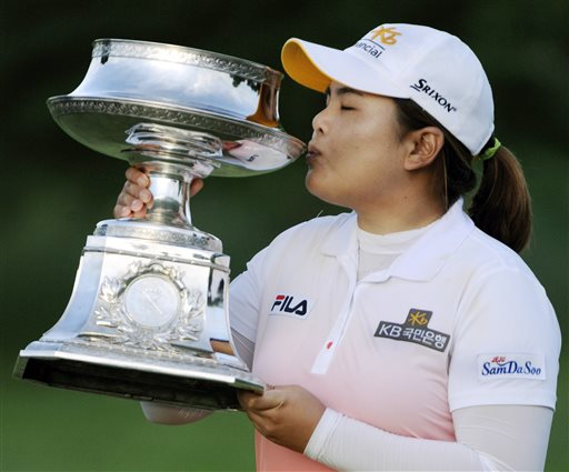 LPGA Tour goes to points race with a big payoff