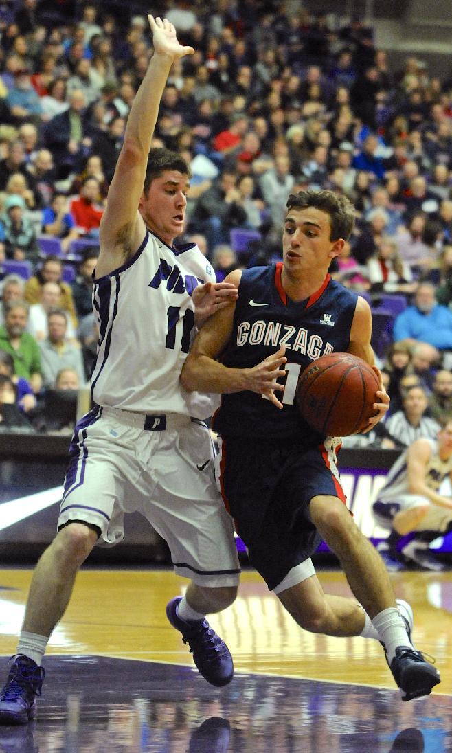 Portland upsets No. 22 Gonzaga 82-73