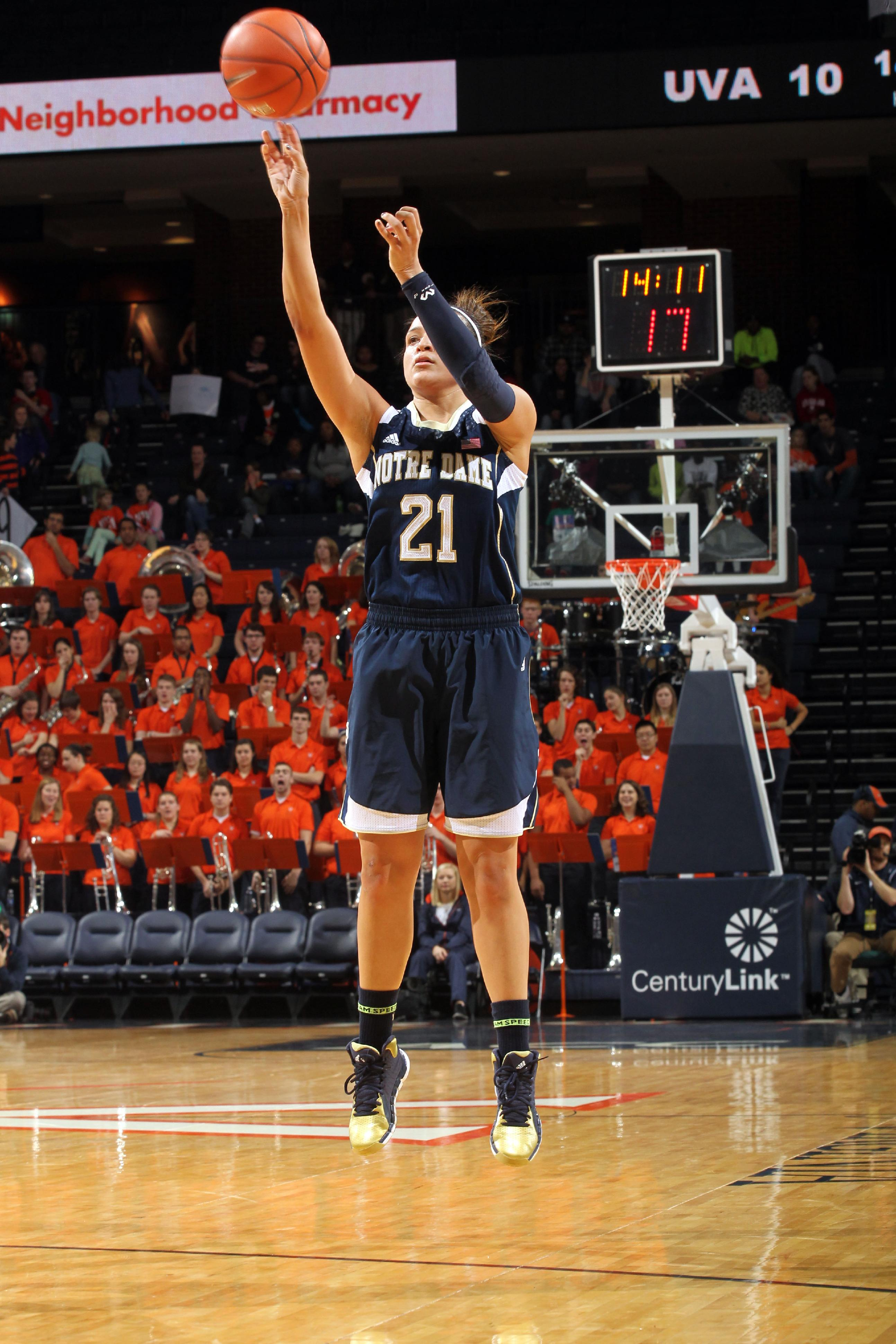 6 college players highlight US women hoops pool