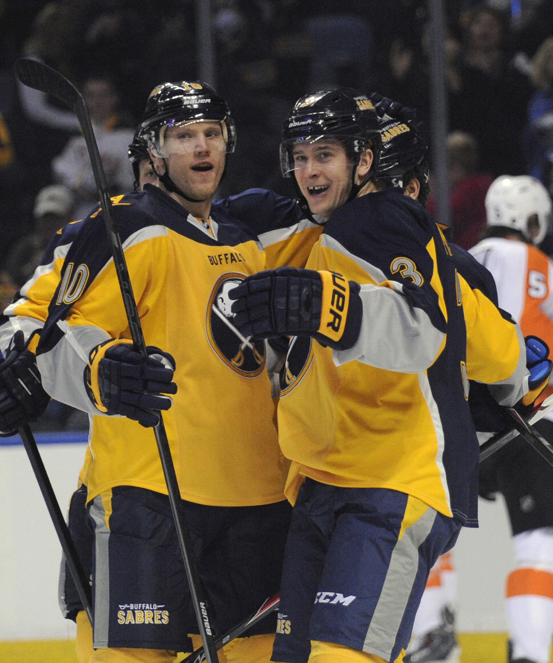 Lecavalier lifts Flyers to 4-3 win over Sabres