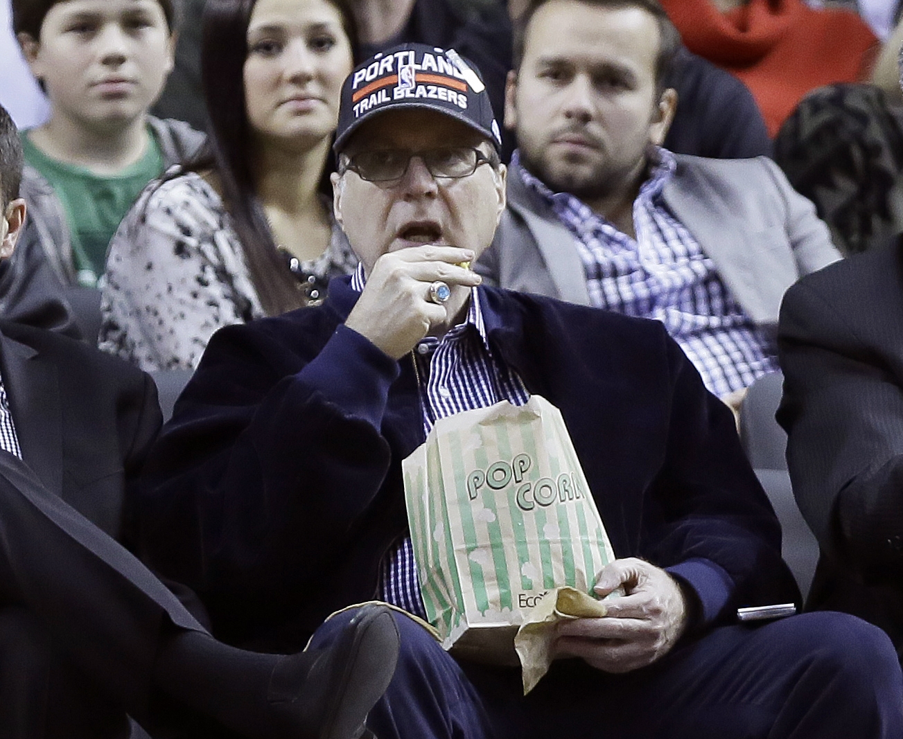 Owner Allen gushes about Seahawks, Trail Blazers