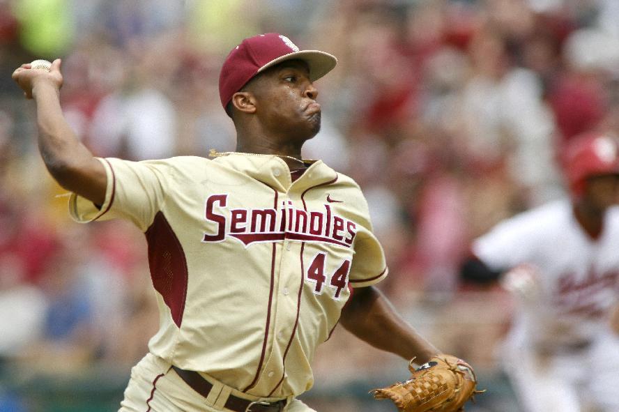 Heisman winner Winston begins baseball season