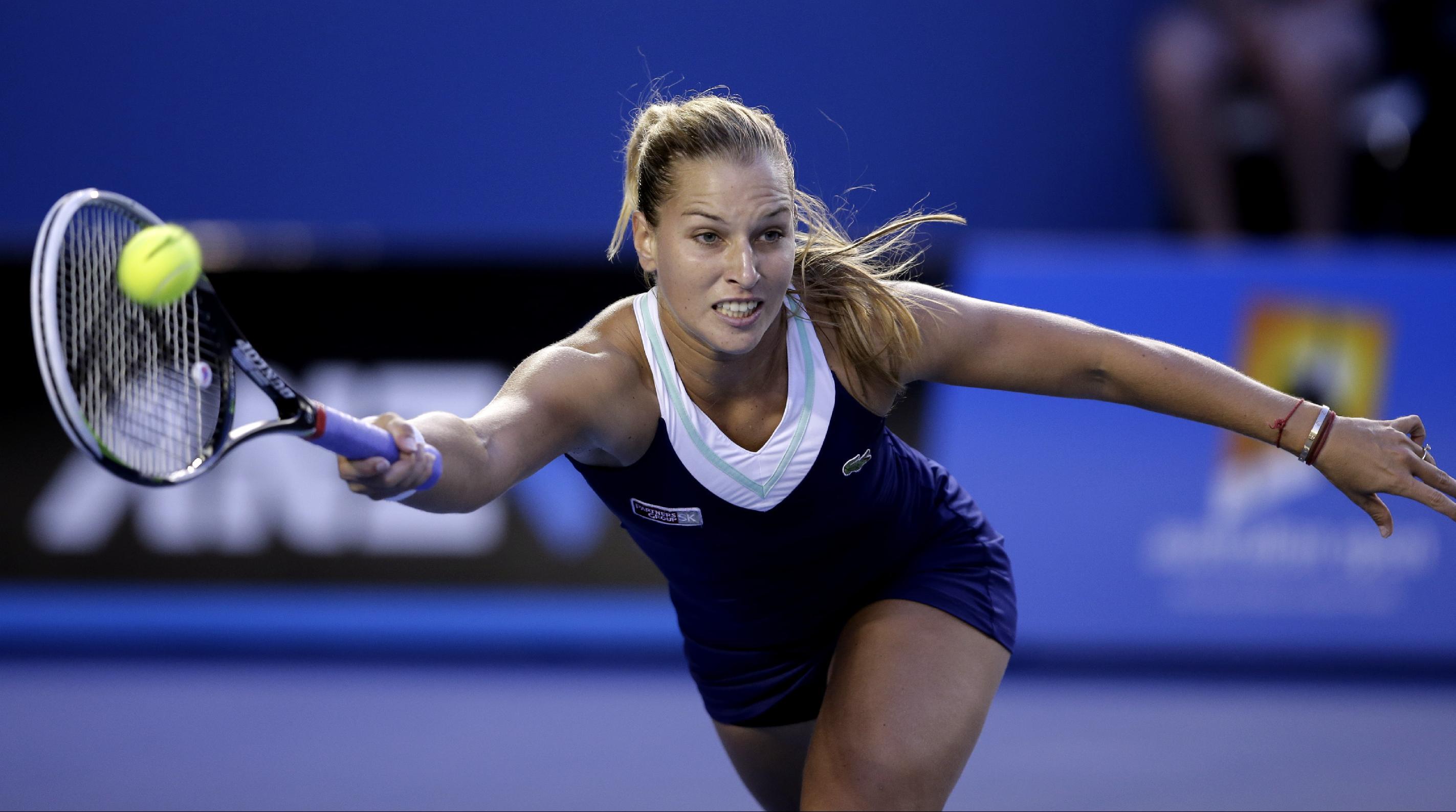 Li Na wins Australian Open in 3rd trip to final