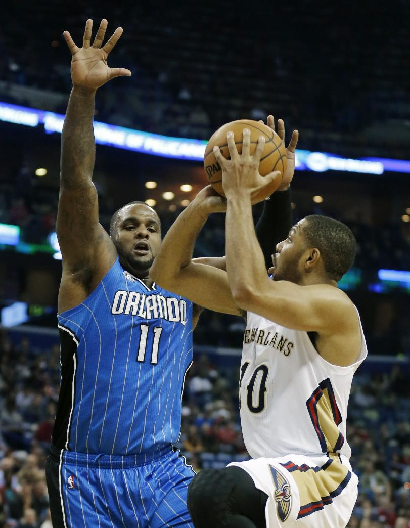 G Eric Gordon says he can 'give more' to Pelicans