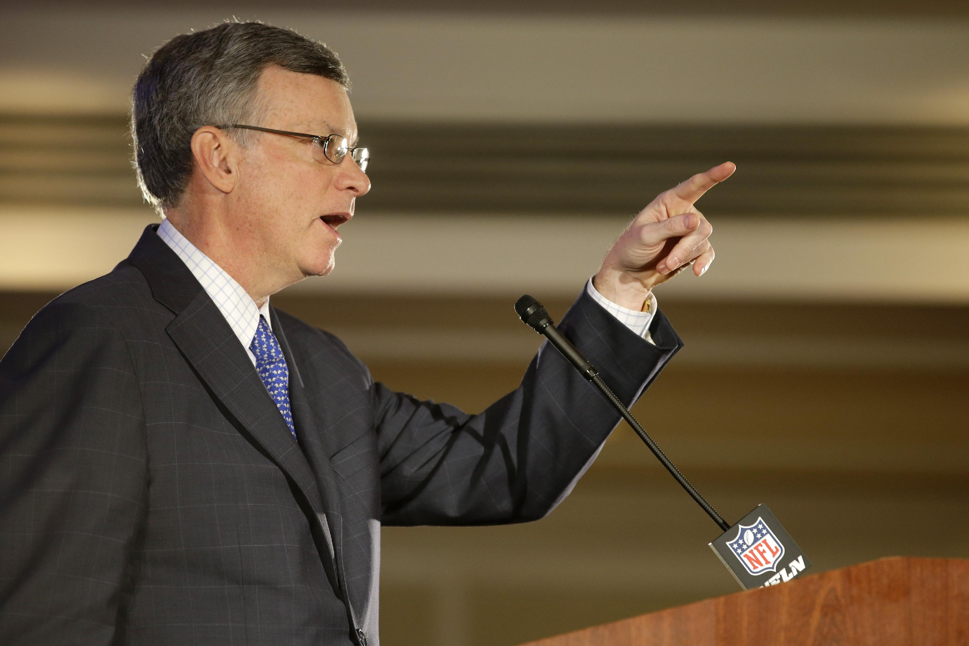 Super Bowl co-chair wants game back in area again
