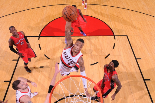 Lillard competing in 3 All-Star Saturday events